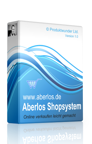 Shopsoftware - AberLos Shop 3.0 inkl. Installation